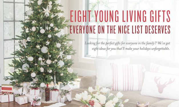 Eight Young Living gifts everyone on the nice list deserves